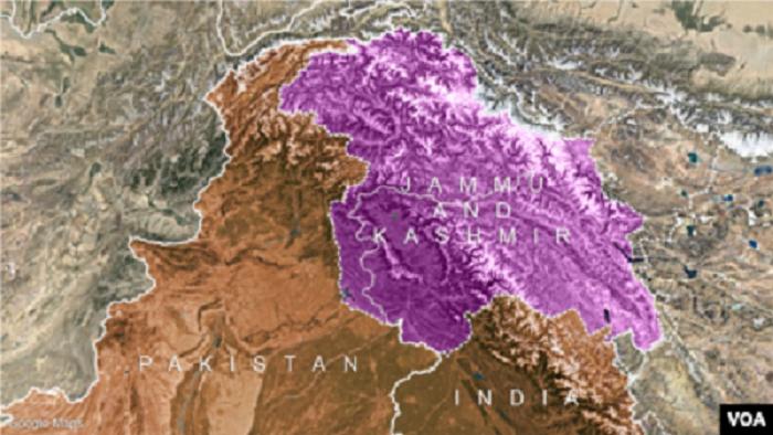 জম্মু-কাশ্মীরে, নতুন প্রশাসনিক অঞ্চল গড়ার নামে নীল নকশা আঁকছে ভারত