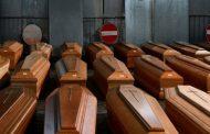 মৃত্যুপুরী স্পেনে আজকের ২৪ ঘণ্টায় ৯৫০ জনের মৃত্যু